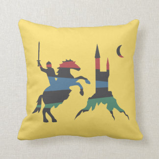 Mounted Champion vs Castle Pillow