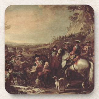Mounted Dragoons of the King's Household, 1737 (oi Coaster