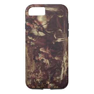 Mounted Dragoons of the King's Household, 1737 (oi iPhone 7 Case