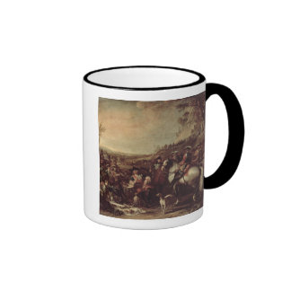 Mounted Dragoons of the King's Household, 1737 (oi Mugs