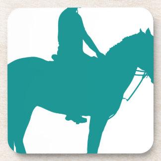 Mounted Games Pony Beverage Coaster