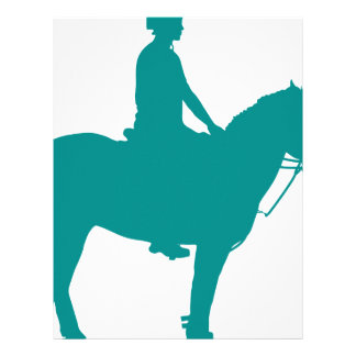 Mounted Games Pony Letterhead