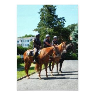 Mounted Police Profile Invite
