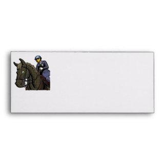 Mounted Policemen Envelope
