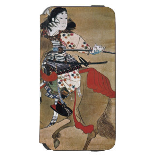 Mounted Samurai iPhone 6/6s Wallet Case