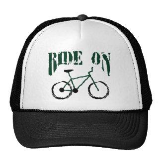Mountian Bike Trucker Hats
