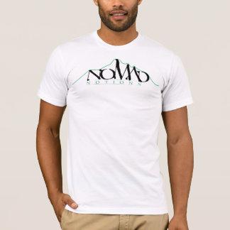mountian black font T-Shirt