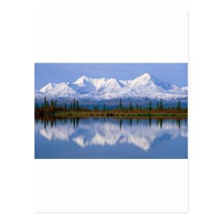 Mountians de Alaska Postales