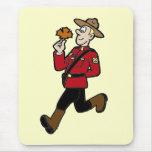 Mountie canadiense