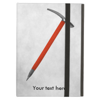 Mountineering Vintage Ice Axe iPad Air Cover