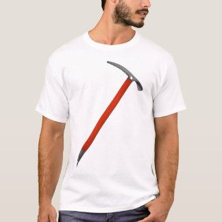 Mountineering Vintage Ice Axe T-Shirt