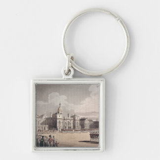 Mounting Guard at St. James's Park Keychain