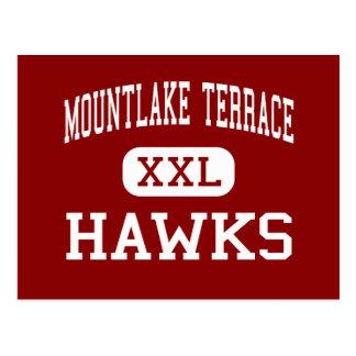 Mountlake Terrace - Hawks - Mountlake Terrace Postcard