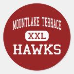 Mountlake Terrace - Hawks - Mountlake Terrace Stickers