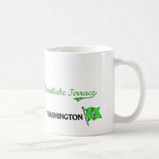 Mountlake Terrace Washington City Classic Classic White Coffee Mug