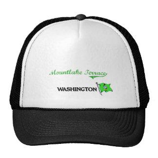 Mountlake Terrace Washington City Classic Trucker Hat