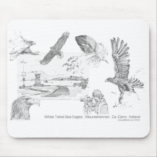 Mountshannon Eagles Mouse Pad