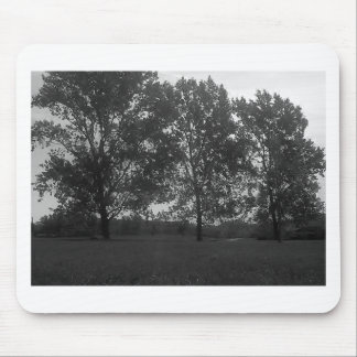 Mountview Park Triplets Mouse Pad