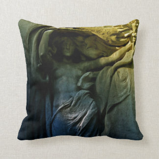 Mourning American MoJo Pillow