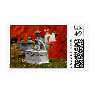 Mourning Angel Postage