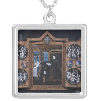 Mourning cabinet jewelry