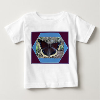 Mourning Cloak Butterfly Baby Infant T-Shirt