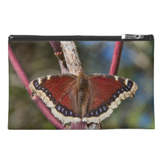 Mourning Cloak Butterfly Travel Accessories Bag