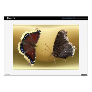 Mourning Cloak butterfly ~ Laptop Skin