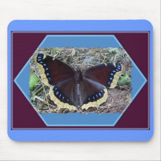 Mourning Cloak Butterfly Mousepad