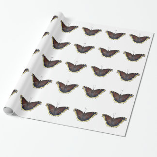 Mourning Cloak Butterfly - Wrapping Paper