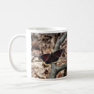 Mourning Cloak Coffee Mug
