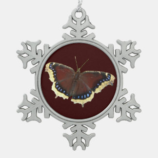 Mourning Cloak ~ Pewter ornament