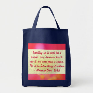 Mourning Dove bag