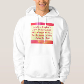 Mourning Dove mens hoodie