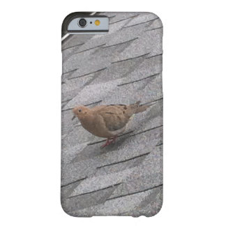 Mourning Dove on a Rooftop Barely There iPhone 6 Case