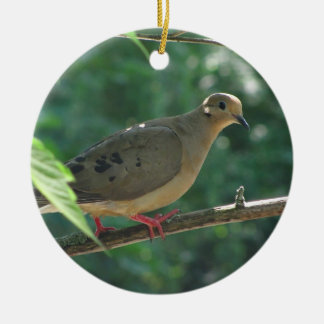 Mourning Dove ~ ornament