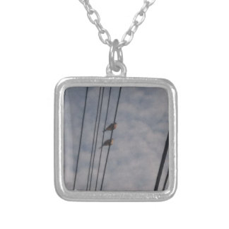 Mourning Doves on Wire Custom Jewelry