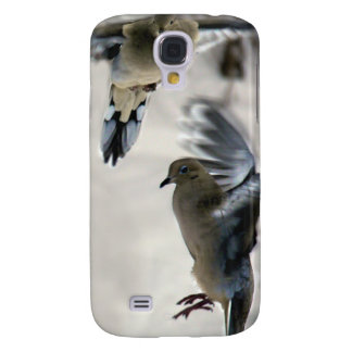 Mourning Doves Photo Galaxy S4 Cover