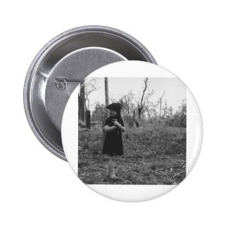 Mourning for You Pinback Button