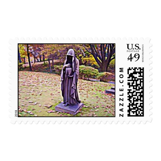Mourning Postage
