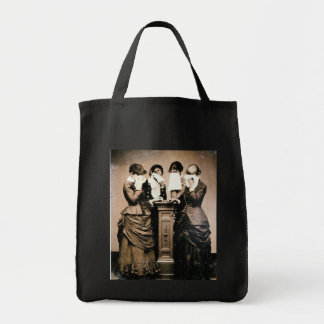 Mourning Victorians Tote Bag