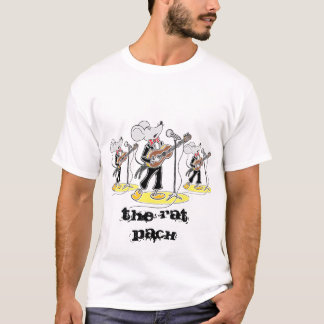 mouse6, mouse6, mouse6, The Rat Pack T-Shirt