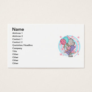 Mouse 1st Birthday T-shirts and Gifts Business Card