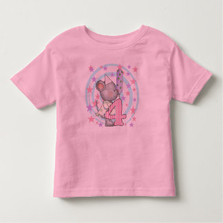 Mouse 4th birthday T-shirts and Gifts