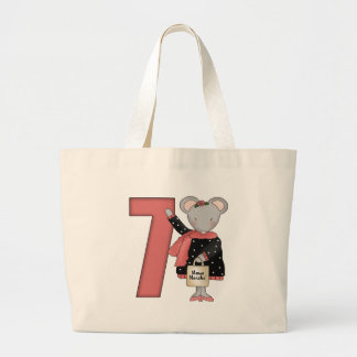 Mouse 7th Birthday Gifts Bag