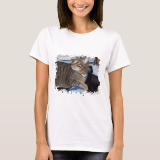 Mouse addicted cat T-Shirt