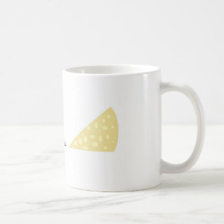 Mouse and Cheese Classic White Coffee Mug
