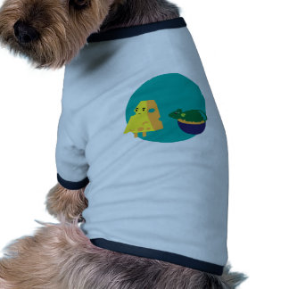 Mouse And Cheese Doggie Shirt