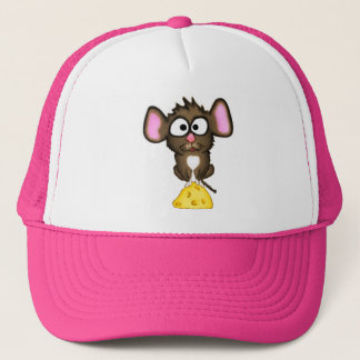 Mouse and Cheese Hat