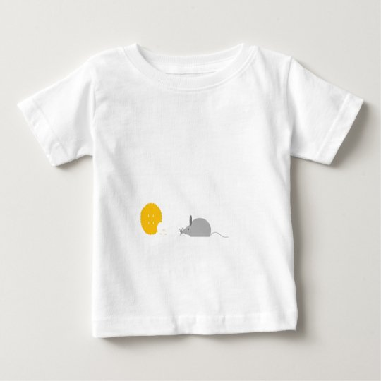Mouse and Cracker Baby T-Shirt